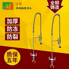 Foreign trade export commercial kitchen faucets