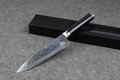 high quality damascus knife