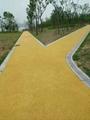 供應廣州彩色瀝青路面專用鐵紅色粉顏料  3