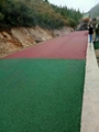 耐磨地坪鐵綠色粉耐晒抗紫外線 4