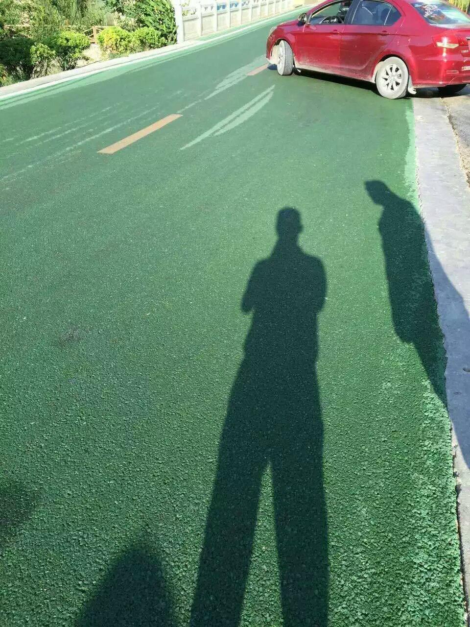 耐磨地坪鐵綠色粉耐晒抗紫外線 5