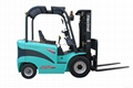 2.5 ton electric battery forklift