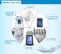 韓國小氣泡補水儀器