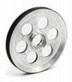 噴陶瓷導輪