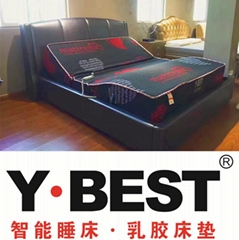 electric bed  , remote control Adjustable Bed , Wireless, manufacturer
