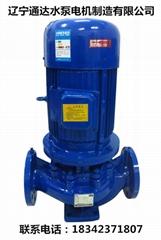 遼寧通達ISG單級單吸直聯管道離心泵