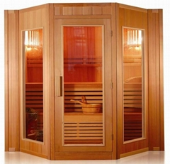 4 persons portable infrared steam shower room sauna