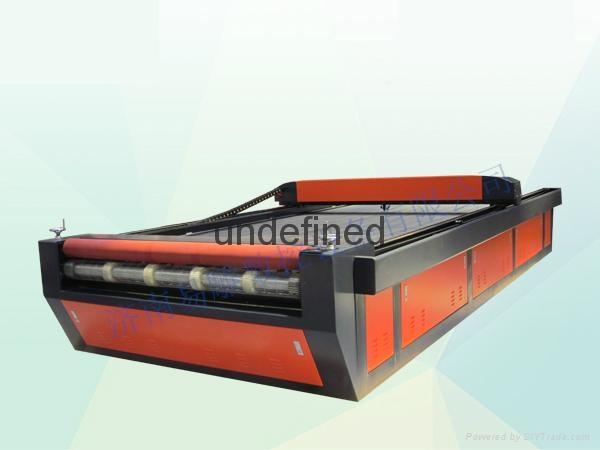 1640汽车座套切割设备激光切割机 1
