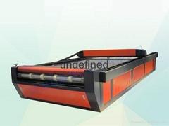 1640汽车座套切割设备激光切割机