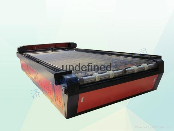 1640汽车座套切割设备激光切割机 5