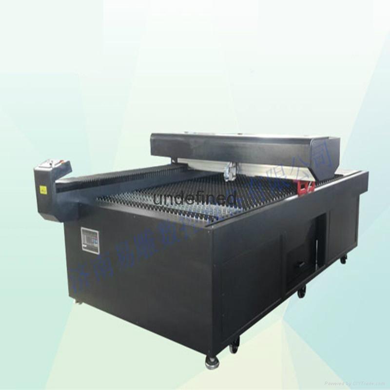 1530激光混切机可以切割不锈钢薄板 2