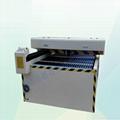 1530激光混切机可以切割不锈钢薄板 1