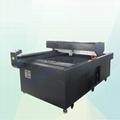 1530激光混切机可以切割不锈钢薄板 3