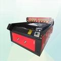 1530激光混切机可以切割不锈钢薄板 4