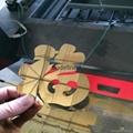 1530激光混切机可以切割不锈钢薄板 5