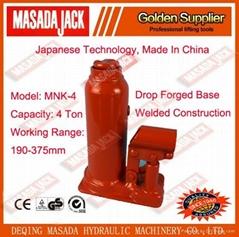 4 Ton Welding Bottle Jack