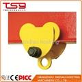 China supplier geared beam plain trolley
