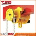 Manufacturer geared beam plain trolley
