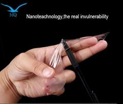 TPU screen protector for iphone7 iphone7 plus nanometer anti-shock