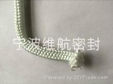 高温炉门玻璃纤维蝌蚪带