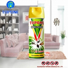 Topone Househol dnatural insect spray aerosol insecticide spray