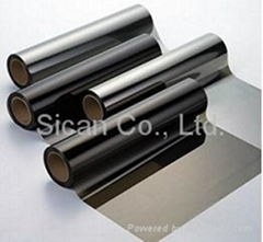 Chip dyed film for car and building