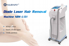 Germany Imported DILAS 10-Layer 600W Laser Bar 808 Diode Laser Hair Removal Mach