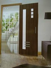 Wooden timber door products wooden timber door for Sunmica door design catalogue