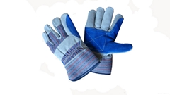 CE Standard working gloves with reinforced palm