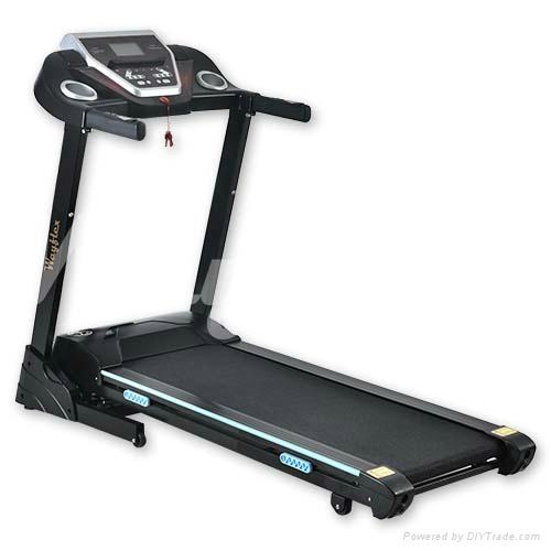 Motorized Treadmill MT421 1