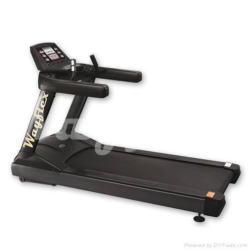 Motorized Treadmill MT80 1