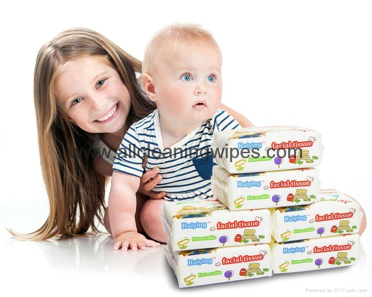 100% Cotton Baby Wipes DIY Wet Wipes  2