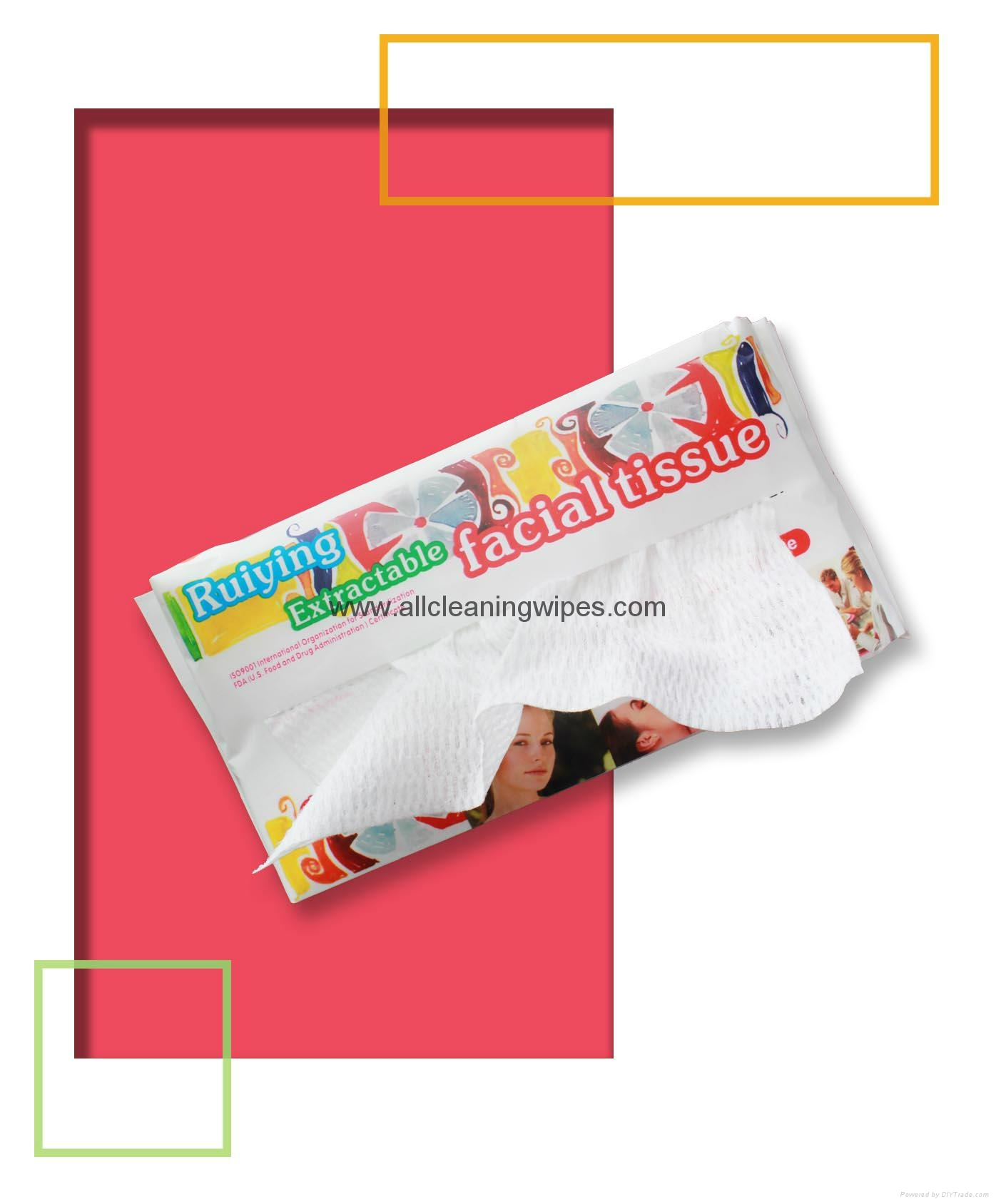 100% Cotton Baby Wipes DIY Wet Wipes  4
