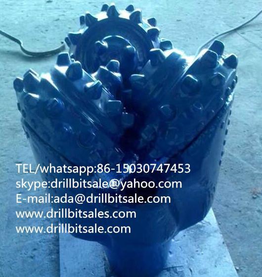 8 1/2  TCI tricone bit  rock roller bit 3