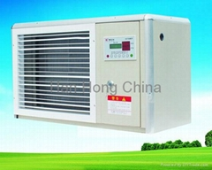 electric heating fan