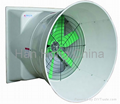 fiber glass fan