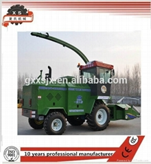 Agricultural machine gla