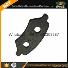 Steel Backing Plate of Brake Pads Auto Parts