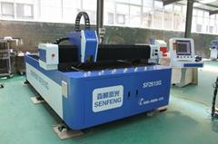 金属加工专用光纤激光切割机