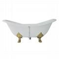 Selling Well  Cast Iron Clawfoot Bathtub