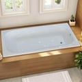 Drop In Cast Iron Soaking Bath Tub