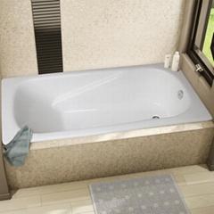 Soaking Cast Iron Bath Tub
