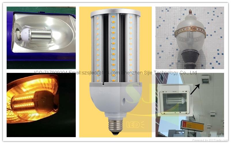 27w 36w 45w 54w 80w LED corn light  4