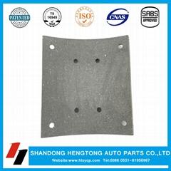 Brake lining made in China