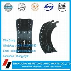 truck brake shoe manufacturer