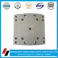 NISSAN brake lining made in China