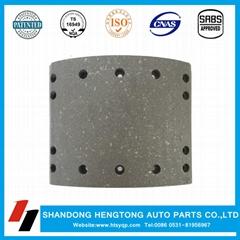 DAF brake lining made in China
