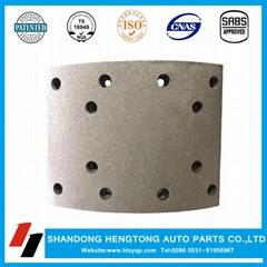 HINO brake lining manufacturer in China