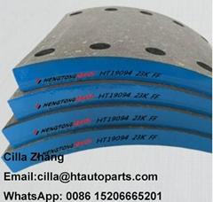 brake lining manufacturer in China