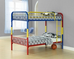 Twin Twin Convertible Bunk Bed